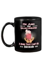 True Love Me And My Galah Cockatoo  Mug back