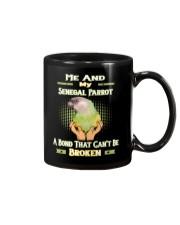 True Love Me And My Senegal Parrot  Mug thumbnail