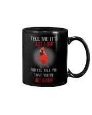 Cardinal Bird Lovers  Mug thumbnail