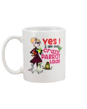 I'm The Crazy Parrot Lady  Mug back