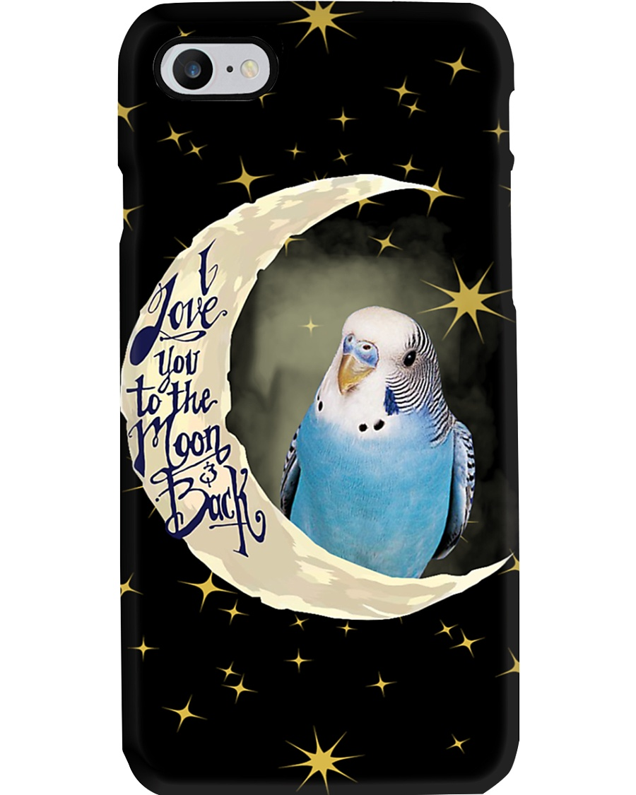 Budgie Phone Case