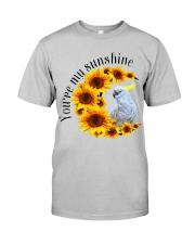 Cockatoo You Are My Sunshine  Classic T-Shirt front