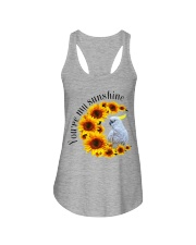 Cockatoo You Are My Sunshine  Ladies Flowy Tank thumbnail