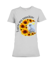 Cockatoo You Are My Sunshine  Premium Fit Ladies Tee thumbnail