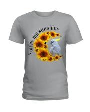 Cockatoo You Are My Sunshine  Ladies T-Shirt thumbnail