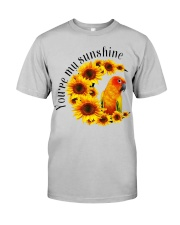 Sun Conure You Are My Sunshine  Classic T-Shirt front