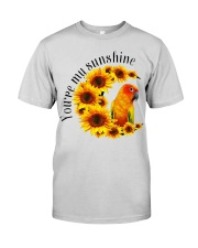 Sun Conure You Are My Sunshine  Premium Fit Mens Tee thumbnail