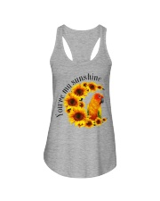 Sun Conure You Are My Sunshine  Ladies Flowy Tank thumbnail