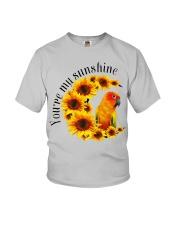 Sun Conure You Are My Sunshine  Youth T-Shirt thumbnail