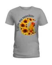 Sun Conure You Are My Sunshine  Ladies T-Shirt thumbnail