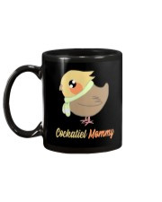 Cockatiel Mommy  Mug back