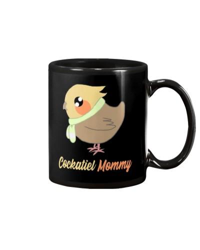 Cockatiel Mommy