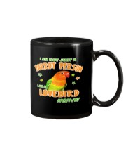 Lovebirds Mommy Lover Mug thumbnail