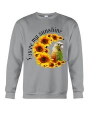 Pineapple Conure You Are My Sunshine  Crewneck Sweatshirt thumbnail