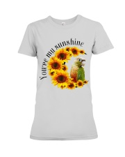 Pineapple Conure You Are My Sunshine  Premium Fit Ladies Tee thumbnail