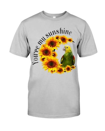 Double Yellow Head Amazon You Are My Sunshine