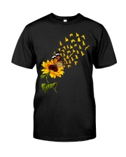 I Love My Birds Classic T-Shirt front