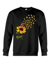 I Love My Birds Crewneck Sweatshirt thumbnail