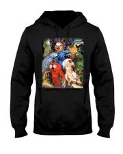 Unique Design For True Parrot Lovers  Hooded Sweatshirt thumbnail