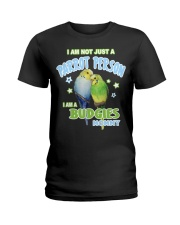 Budgies Mommy Lover Ladies T-Shirt thumbnail