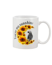 African grey You Are My Sunshine  Mug front
