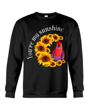 Eclectus You Are My Sunshine  Crewneck Sweatshirt thumbnail