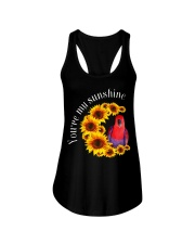 Eclectus You Are My Sunshine  Ladies Flowy Tank thumbnail
