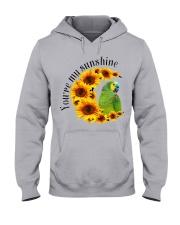 Blue Fronted Headed Amazon You Are My Sunshine  Hooded Sweatshirt thumbnail