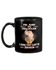 True Love Me And My Moluccan Cockatoo  Mug back