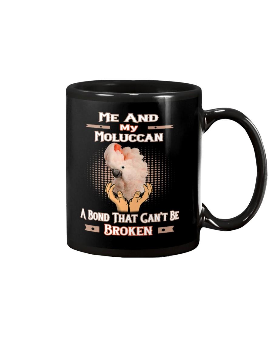 True Love Me And My Moluccan Cockatoo  Mug