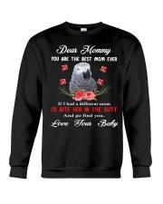 African Grey Mom  Crewneck Sweatshirt thumbnail