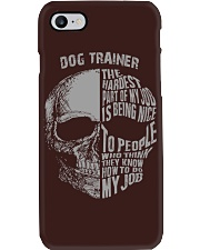 dog trainer Phone Case thumbnail
