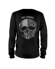 dog trainer Long Sleeve Tee thumbnail