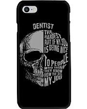 DENTIST SHIRT Phone Case thumbnail