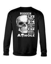 rigger Crewneck Sweatshirt thumbnail