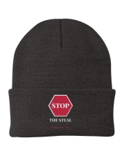 Stop The Steal Election 2020 Knit Beanie thumbnail
