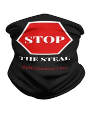 Stop The Steal Election 2020 Neck Gaiter thumbnail