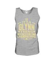 GLYNN THING GOLD SHIRTS Unisex Tank thumbnail