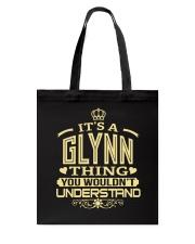 GLYNN THING GOLD SHIRTS Tote Bag thumbnail