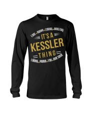 IT IS KESSLER THING COOL SHIRTS Long Sleeve Tee thumbnail