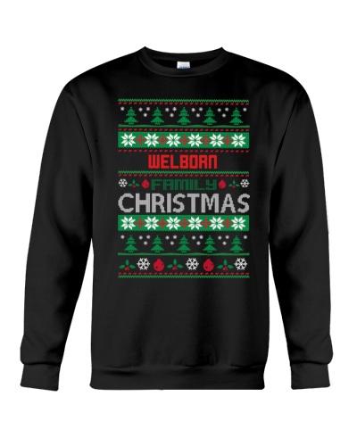 WELBORN FAMILY CHRISTMAS THING SHIRTS