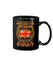 Grumpy Old Front Mug thumbnail