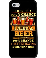 I Need A Beer Phone Case i-phone-7-case