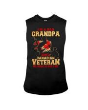 Canadian Grandpa Sleeveless Tee thumbnail