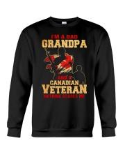 Canadian Grandpa Crewneck Sweatshirt thumbnail