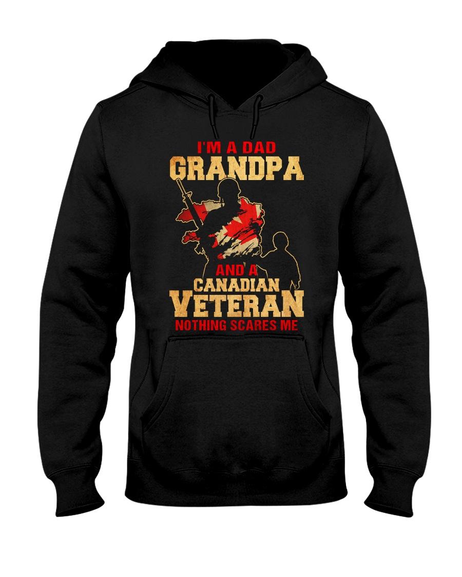 Canadian Grandpa Hooded Sweatshirt