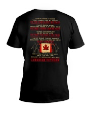 Sleep In Peace V-Neck T-Shirt thumbnail