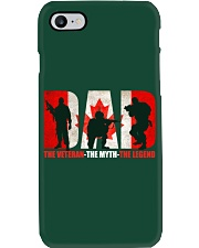 Canadian Veteran Grandpa-DAD Phone Case thumbnail