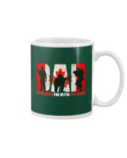 Canadian Veteran Grandpa-DAD Mug thumbnail