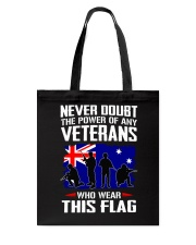 Wear This Flag Tote Bag thumbnail